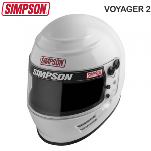 Helmets - Shop All Full Face Helmets - Simpson Voyager 2 Helmets - PRICE DROP $349.95 - SAVE $20
