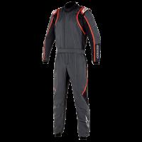 Alpinestars - Alpinestars GP Race v2 Boot Cut Suit - Anthracite/Black/Red - PRE-ORDER