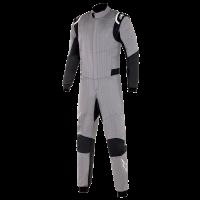 Alpinestars - Alpinestars Hypertech v2 Suit - Mid Gray/Black- PRE-ORDER