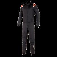 Alpinestars - Alpinestars Hypertech v2 Suit - Black/Red- PRE-ORDER