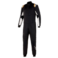 Alpinestars - Alpinestars Hypertech v2 Suit - Black/White/Orange Fluo - PRE-ORDER