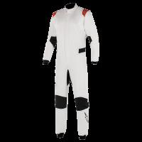 Alpinestars - Alpinestars Hypertech v2 Suit - White/Red- PRE-ORDER