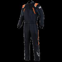 Alpinestars - Alpinestars GP Pro Comp Suit - Black/Orange Fluo - PRE-ORDER