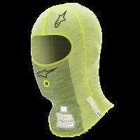 Underwear - Alpinestars Underwear - Alpinestars - Alpinestars ZX EVO v2 Balaclava - Yellow Fluo/Dark Yellow - PRE-ORDER