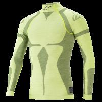 Underwear - Alpinestars Underwear - Alpinestars - Alpinestars ZX EVO v2 Top - Yellow Fluo/Dark Yellow - PRE-ORDER