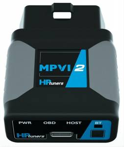 HP Tuners MPVI2 Tuner Suite