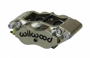 Disc Brake Calipers - Wilwood Brake Calipers - Wilwood Billet Narrow Dynalite Radial Mount Brake Calipers
