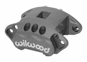 Disc Brake Calipers - Wilwood Brake Calipers - Wilwood D154 Single Piston Forged Billet Floater Brake Calipers