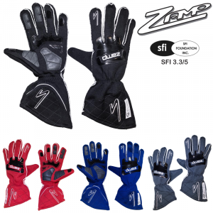 Safety Equipment - Racing Gloves - Zamp Race Gloves