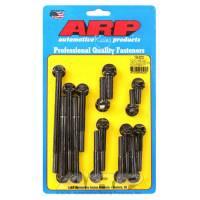 ARP Engine Bolt Kit - Hex Head - Chromoly - Black Oxide - SB Ford