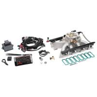 Fuel Injection Systems and Components - Electronic - Fuel Injection Systems - Edelbrock - Edelbrock Pro-Flo 4 EFI System - 29 lb./hr Injectors - GM LS-Series