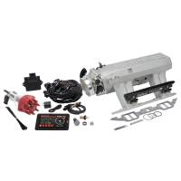 Fuel Injection Systems and Components - Electronic - Fuel Injection Systems - Edelbrock - Edelbrock Pro-Flo 4 XT EFI System - 35 lb./hr Injectors - Mopar RB-Series