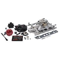 Fuel Injection Systems and Components - Electronic - Fuel Injection Systems - Edelbrock - Edelbrock Pro-Flo 4 EFI System - 35 lb./hr Injectors - SB Ford