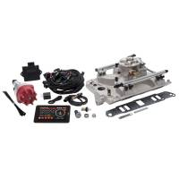 Fuel Injection Systems and Components - Electronic - Fuel Injection Systems - Edelbrock - Edelbrock Pro-Flo 4 EFI System - 35 lb./hr Injectors - Pontiac V8