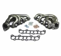 """Exhaust System - JBA Performance Exhaust - JBA Cat4ward Shorty Style Headers - 1-3/4"""" Primary - 2-1/2"""" Collector - Stainless 5.0 L - Coyote - Ford Full-Size Truck 2011-17"""