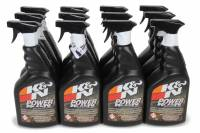 Air Cleaners and Intakes - Air Filter Cleaner and Oil - K&N Filters - K&N Air Filter Cleaner - 32 oz. Spray Bottle (Set of 12)