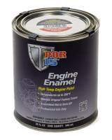 Paint & Finishing - POR-15 - POR-15 Engine Enamel - Gloss Chevy Orange - 1 Quart Can