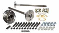 "Axles - Ford Replacement Axles - Strange Engineering - Strange Pro Steel C-Clip Eliminator Kit - 35 Spline - Drum Brakes - Ford 8.8"" - Ford Mustang 1986-93"