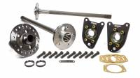 "Axles - Ford Replacement Axles - Strange Engineering - Strange Pro Steel C-Clip Eliminator Kit - 35 Spline - Disc Brakes - Ford 8.8"" - Ford Mustang 1986-93"