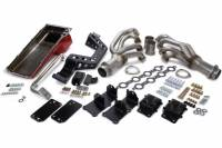 Exhaust System - Engine Swap Kits - Trans-Dapt Performance - Trans-Dapt Swap-In-A-Box Engine Conversion Kit  -  Manual Transmission  -  LS Series  -  GM Full - Size Truck 1967 - 72