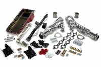 Exhaust System - Engine Swap Kits - Trans-Dapt Performance - Trans-Dapt Swap-In-A-Box Engine Conversion Kit  -  Auto / Manual Trans  -  LS Series  -  GM Full - Size Truck 1973 - 87