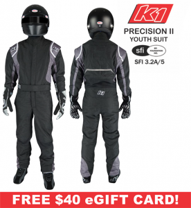 Racing Suits - Youth Racing Suits - K1 RaceGear Precision II Youth - $399