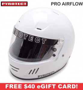 Helmets - Pyrotect Helmets - ON SALE! - Pyrotect Pro Airflow Helmet - SALE $299 - SAVE $80