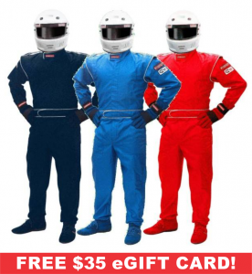Pyrotect DX2 Deluxe Youth Racing Suit - SALE $309 - SAVE $56