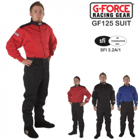 G-Force GF125 Racing Suit - CLEARANCE $79.99