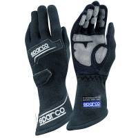 LABOR DAY SALE! - Racing Glove Sale - Sparco - Sparco Rocket RG-4 Glove - Black - Small / Euro 9