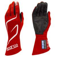 LABOR DAY SALE! - Racing Glove Sale - Sparco - Sparco Land RG-3.1 Glove - Red - X-Small / Euro 08