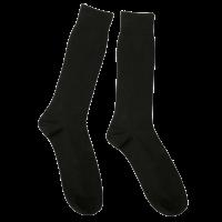 Safety Equipment - Underwear - Velocity Race Gear - Velocity Tech Layer Socks - Black