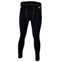 Safety Equipment - Underwear - Velocity Race Gear - Velocity Tech Layer Bottom - Black - X-Large