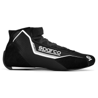 Sparco Racing Shoes - Sparco X-Light Shoe - $298.99 - Sparco - Sparco X-Light Shoe - Black/Grey - Size: 12 / Euro 46 - Pre-Order