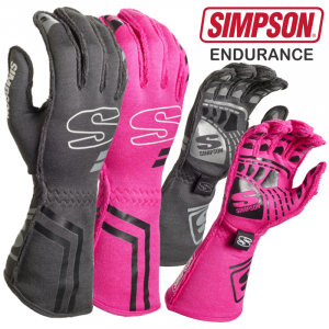 Racing Gloves - Shop All Auto Racing Gloves - Simpson Endurance Gloves - $179.95 - NEW!
