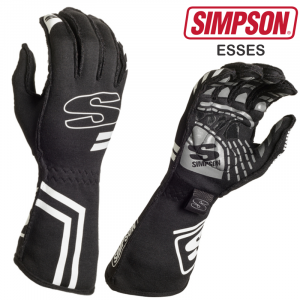 Racing Gloves - Shop All Auto Racing Gloves - Simpson Esses Gloves - $199.95 - NEW!