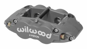 Disc Brake Calipers - Wilwood Brake Calipers - Wilwood Forged Superlite 4 Radial Mount Brake Calipers