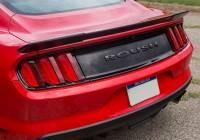 Body & Exterior - Roush Performance Parts - Roush Performance Parts Rear Spoiler Kit 15-16 Mustang