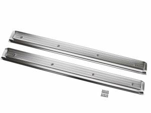 Body & Exterior - Street & Truck Body Components - Door Sill Plates