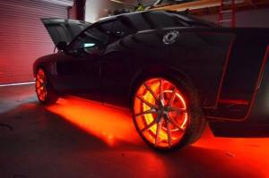 Body & Exterior - Lights and Components - LED Wheel Rings