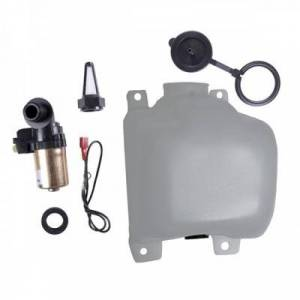 Windshield Washer Reservoirs