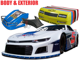 Body & Exterior - Circle Track Racing Body Components
