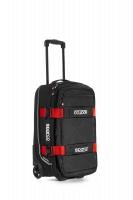 Crew Apparel & Collectibles - Sparco - Sparco Travel Bag - Black/Red