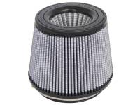 "Air & Fuel System - aFe Power - aFe Power Magnum FLOW Pro Dry S Air Filter Element - Conical - 9"" Base Diameter - 7"" Top Diameter - 8"" Tall - 7"" Flange - Synthetic - Black - Universal"