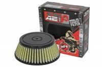 Air & Fuel System - aFe Power - aFe Power Air Filter Element - Aries Powersports Pro Guard 7 - Conical - Reusable Cotton - Honda CRF150R 2007-14