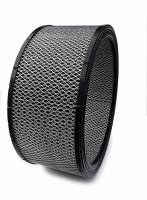"Air & Fuel System - Spyder Filters - Spyder Air Filter Element - Dirt Racing/Off Road - 14"" Diameter - 6"" Tall - Reusable Cotton"