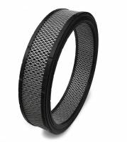 "Spyder Filters - Spyder High Performance Street Air Filter Element - 14"" Diameter - 3"" Tall - Reusable Cotton"