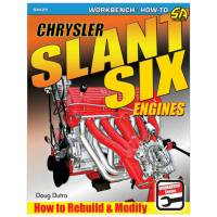 S-A Books - S-A Books How to Rebuild and Modify Chrysler Slant Six Engines - 144 Pages - Paperback