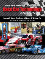 Chassis R & D - Chassis R&D Race Car Technology Level One Software - CD