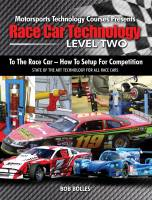 Chassis R & D - Chassis R&D Race Car Technology Level Two Software - CD